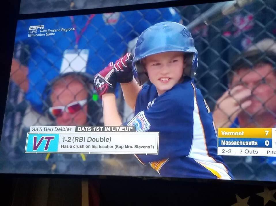 This kid is my hero. Merica.