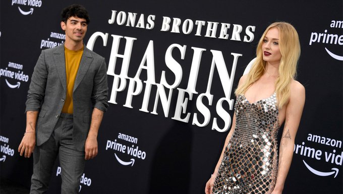 Happy Birthday, Joe Jonas! A look back at his romance with actress Sophie Turner: