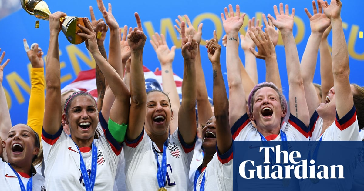 'We won't accept anything less': Megan Rapinoe firm as equal pay talks break…
