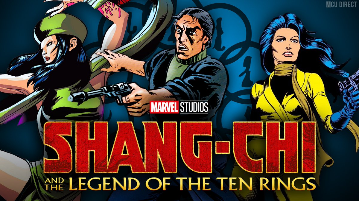 RUMOR: New casting calls for #ShangChiAndTheLegendOfTheTenRings seem to suggest the appearances of Fah Lo Suee, Clive Reston, and Leiko Wu in the movie! bit.ly/2P7qnai