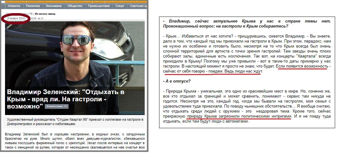 Оккупированный РФ Крым - это серая зона бесправия, - постпред Президента в АРК Кориневич - Цензор.НЕТ 8207