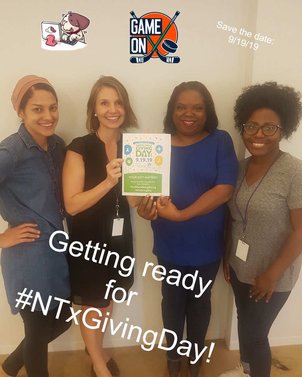 test Twitter Media - Thank you for your support last year at #NTxGivingDay!! This year our goal is $50K!!! Save the date: 9/19/19! #wings #ThrowbackThursday #ThursdayMotivation #SupportWhatYouBelieveIn #women #nonprofit #donate #savethedate #ThankfulThursday https://t.co/81Bkdq22c6