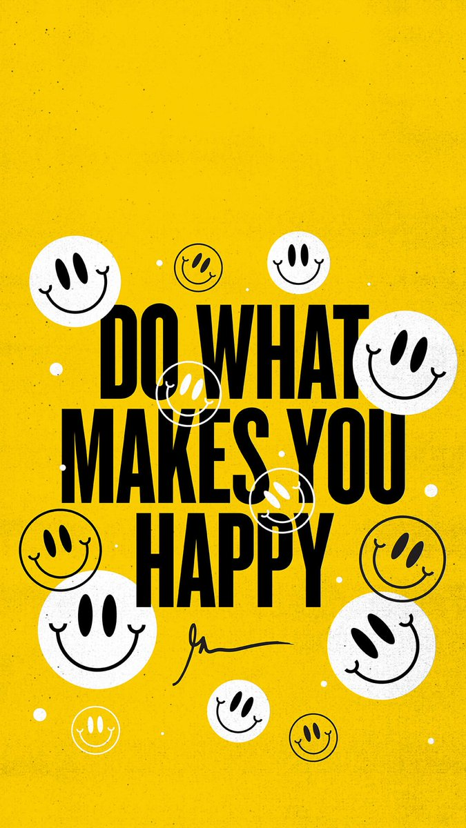 DO WHAT MAKES YOU HAPPY @garyvee #quote #quotesdaily #quoteoftheday #quotes #motivational #motivation #inspirational #Inspirtion #InspireChange #InspirationalQuotes <br>http://pic.twitter.com/6Cue5UQr7O