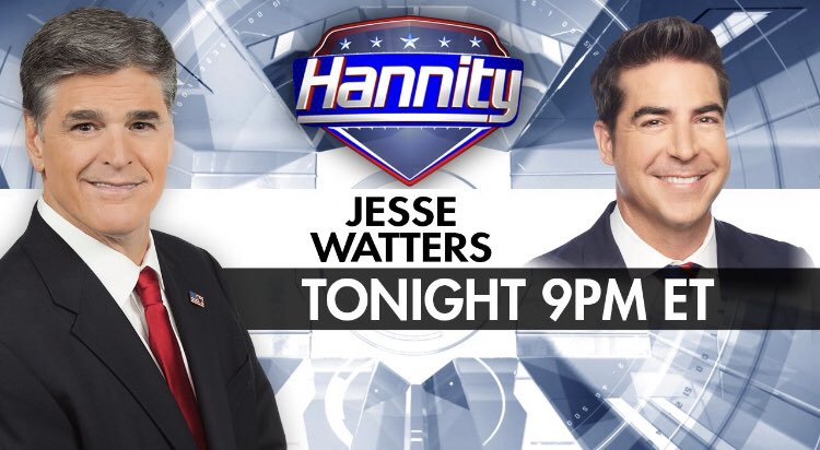 Tune in TONIGHT in the 9PM hour! #Hannity @seanhannity https://t.co/KLFKMXhI10