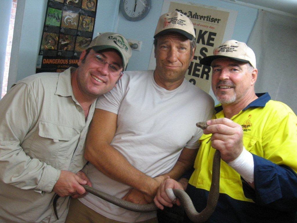 1e2893553e2 The Real Mike Rowe (@mikeroweworks) | Twitter