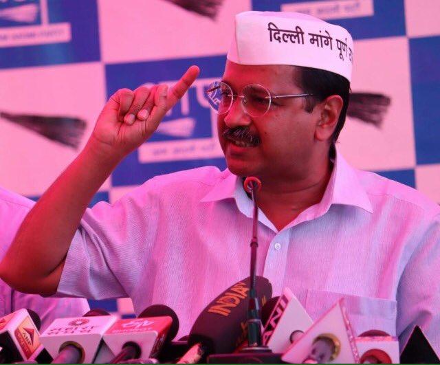 Inspiration thy name is Arvind Kejriwal. Happy Birthday AK