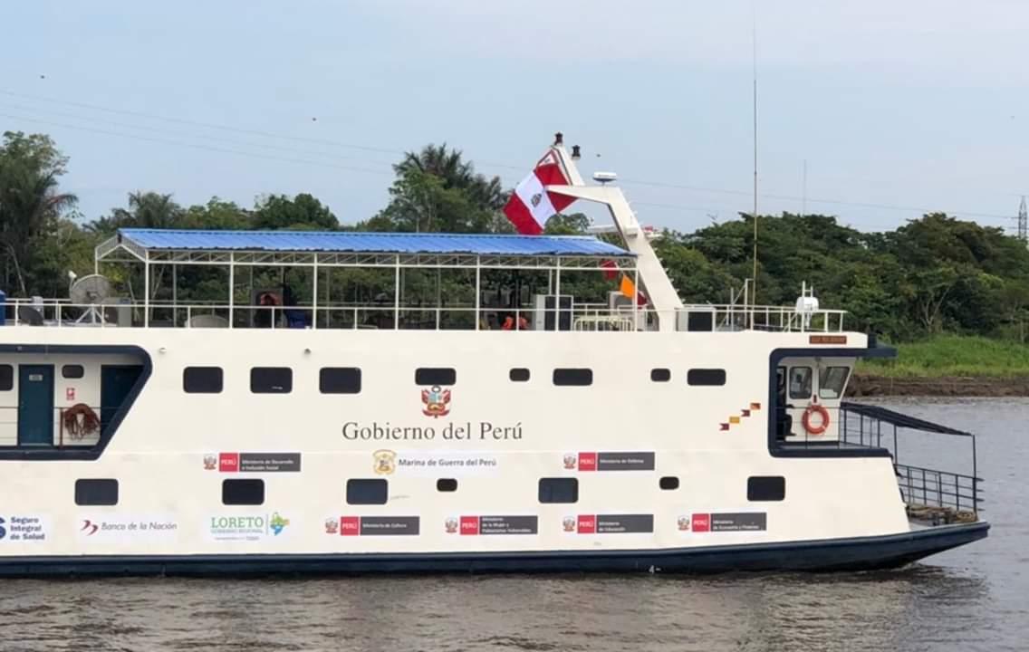 """Banco de la Nación Perú on Twitter: """"Una nueva travesía de 45 días lleva esta vez a nuestro colaborador Harold Álves Cano a los lugares más lejanos de la amazonía peruana a"""