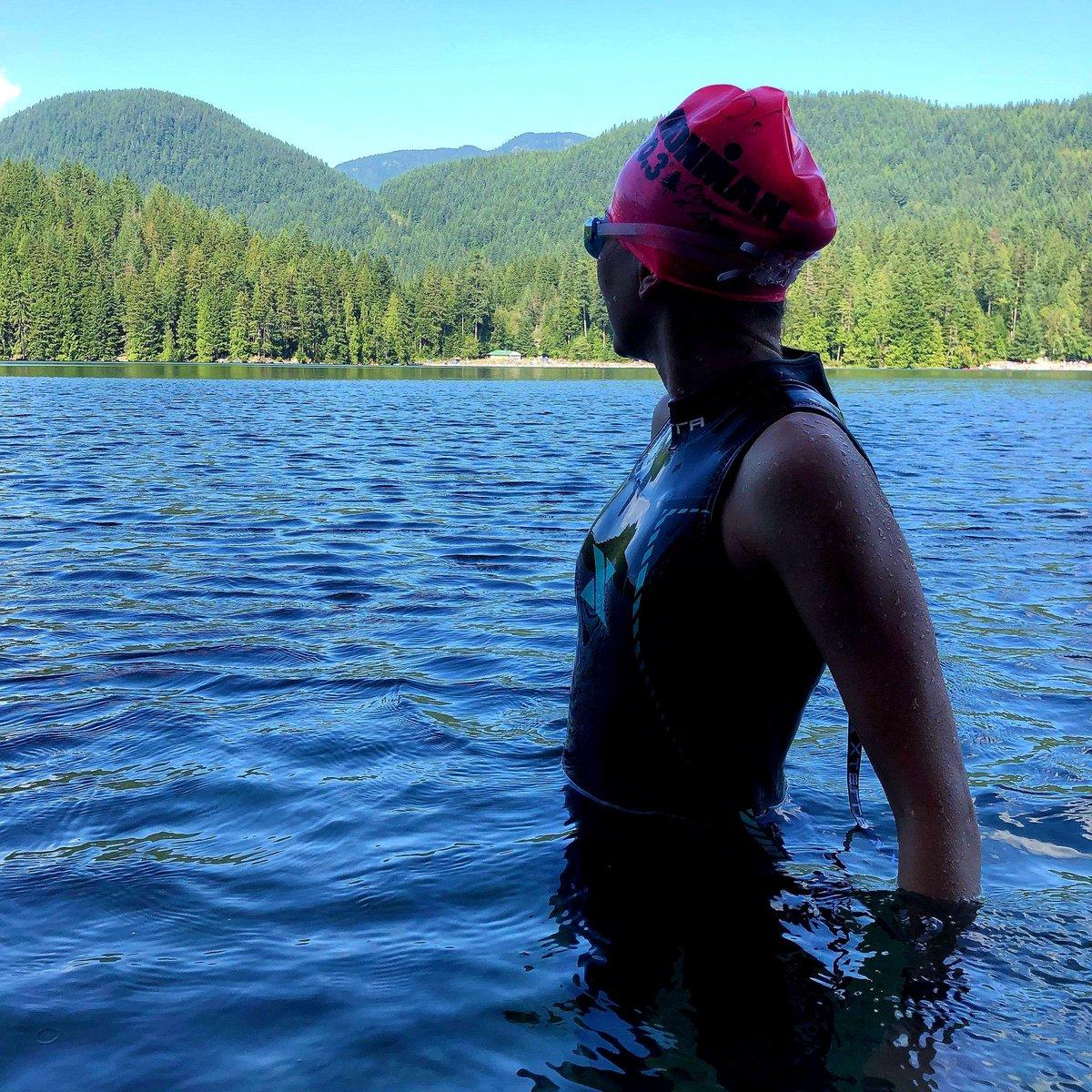 New wetsuit day! Feeling more freedom with a sleevless from @XTERRAWETSUITS #xterrawetsuits #triathlontraining #teamtap #endurancetap #fuelsimply #nuunlife #nuunbassador #nuunlove <br>http://pic.twitter.com/Me7eIeZ8jM – à Sasamat Lake