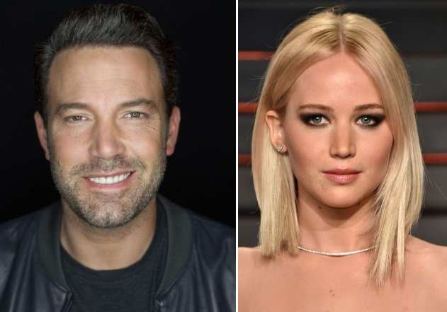 HAPPY BIRTHDAY !  Ben Affleck  and  (the great) Jennifer Lawrence
