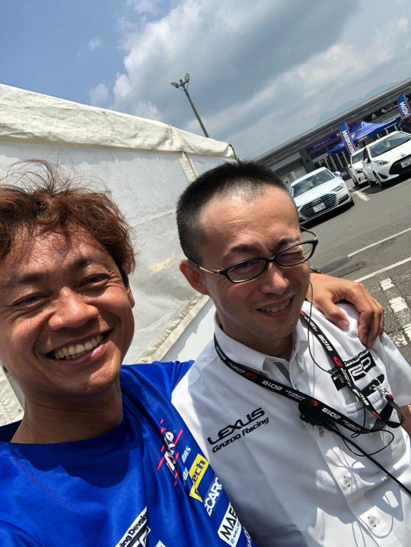 坊主とパーマ  〜影響力あるスーパーGTの優勝〜 ー アメブロを更新しました#脇阪寿一#坊主