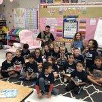 Image for the Tweet beginning: FBES Kindergarten students enjoyed our