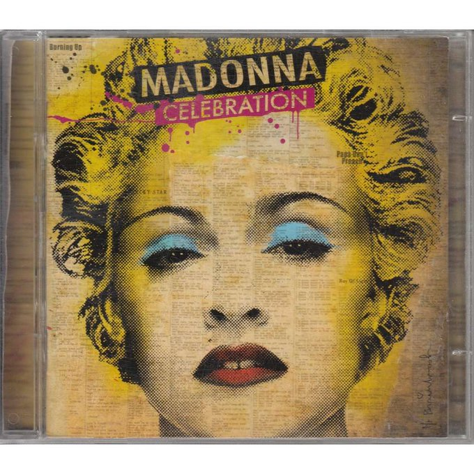 Happy Birthday, Queen Madonna