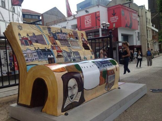 test Twitter Media - Fifty marvelous benches appeared in London (2014). Each was dedicated to a London-related author or character including Sherlock Holmes, Peter Pan, James Bond & Shakespeare. The project promoted reading & raised funds through the sale of the benches. #amwriting #writingcommunity https://t.co/dwqGcB5aoe