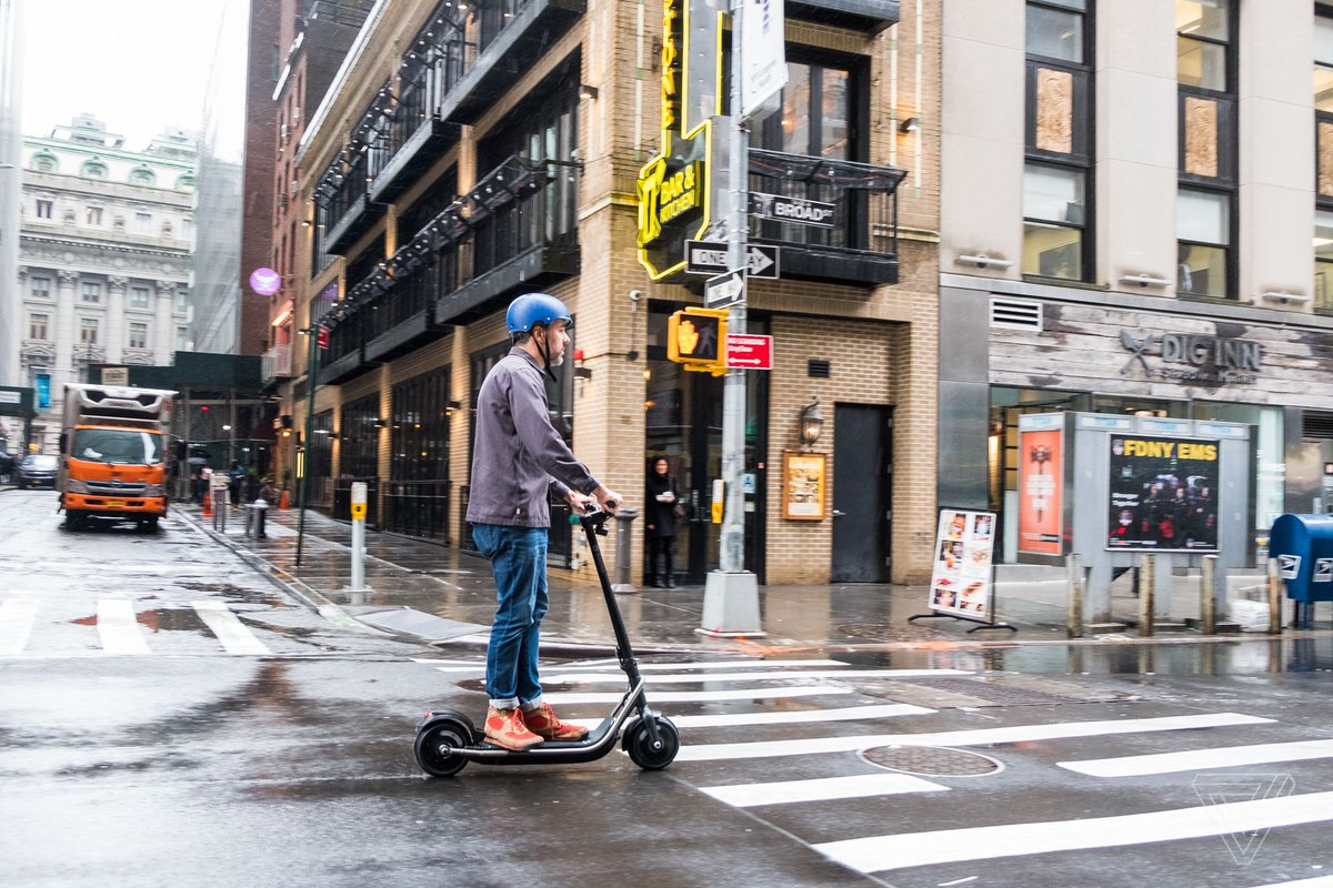 Dropbox had to evacuate its headquarters when an electric scooter caught fire