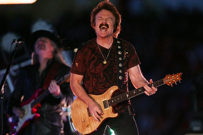 Happy birthday to Tom Johnston of !!