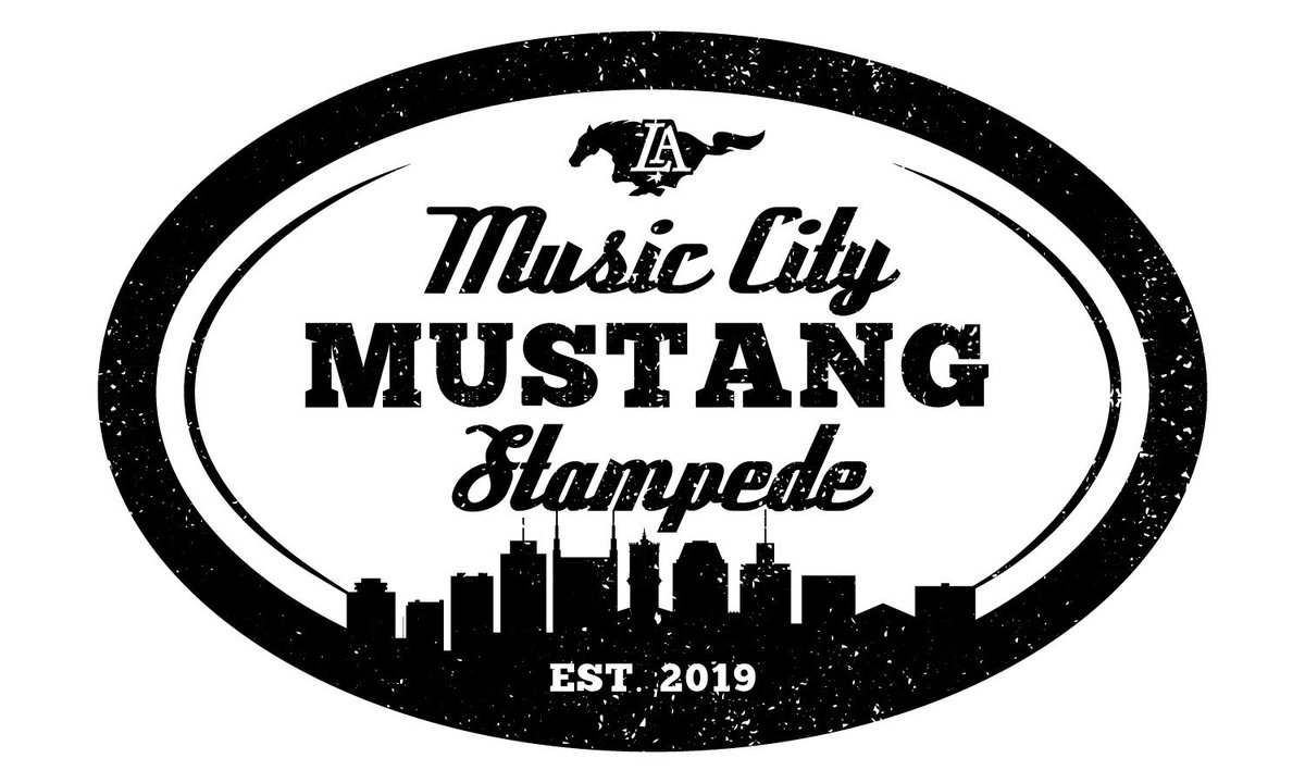 Can't wait to celebrate the opening of football season and infectious energy of the Music City Mustangs on August 23rd! #TheStampede @LAMustangFB #MusicCityMustangs