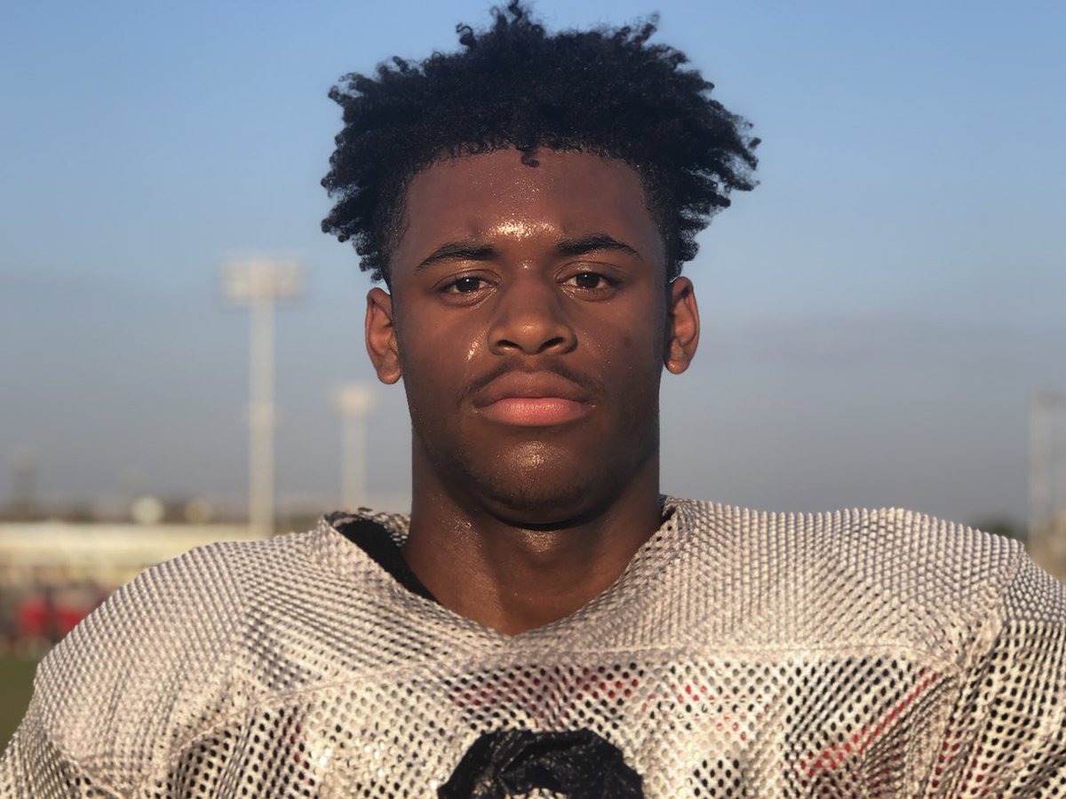 2021 RB BJ Epton is ready to shine on varsity, already holds offers from Houston and Illinois #BallOutKimball