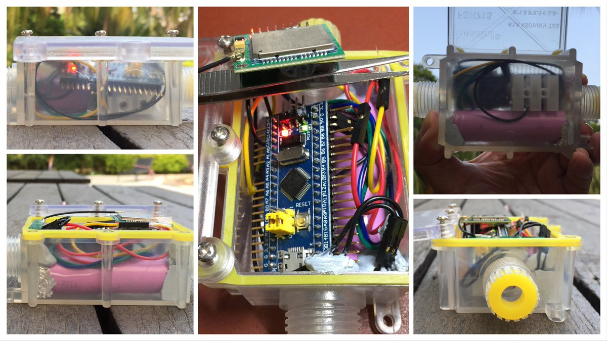 STM32 - Twitter Search