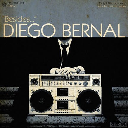Album covers I've shot and/or designed over the years. Yes...THAT Diego Bernal. 😊