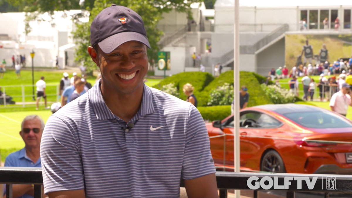 Who knows @TigerWoods better, the man himself or his best friend? We found out.