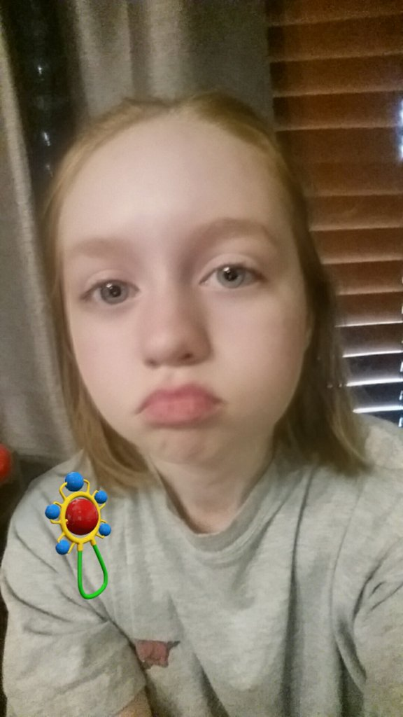 All this does to my face is give me a better complexion and chubbier cheeks...  #forever12 #babyfilter #error #ibrokethesystem<br>http://pic.twitter.com/4NpHY7ty5N