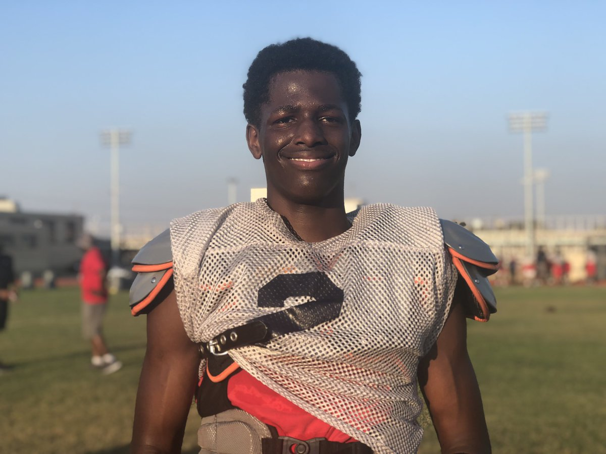 Kimball 2021 QB Keith Hargraves is one to watch this fall #BallOutKimball