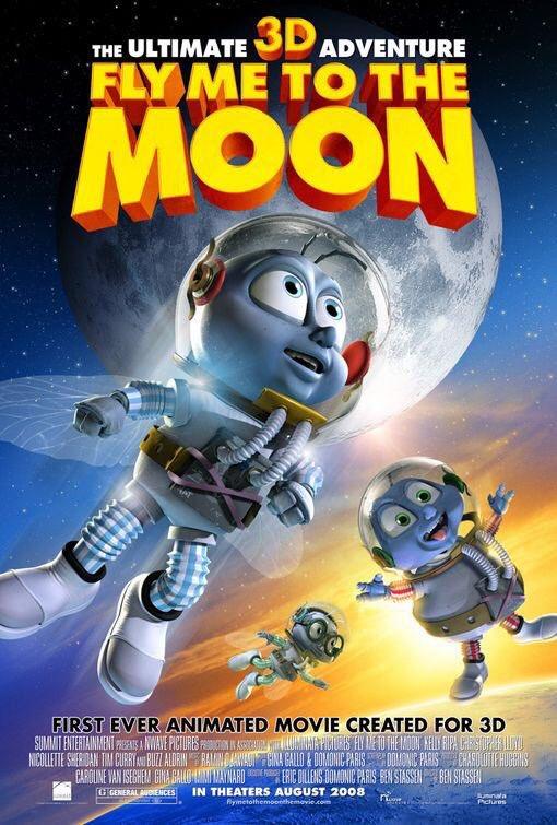 🎬MOVIE HISTORY: 11 years ago today, August 15, 2008, the movie 'Fly Me To The Moon' opened in theaters!  #BuzzAldrin #TrevorGagnon #PhilipDanielBolden #DavidGore #ChristopherLloyd #KellyRipa #NicolletteSheridan #TimCurry #EdBegleyJr #AdrienneBarbeau #CamClarke #MimiMaynard