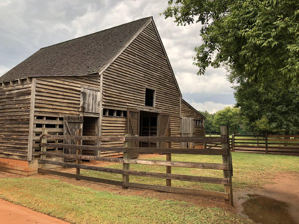 barn chicken coop President Jimmy Carter childhood farm