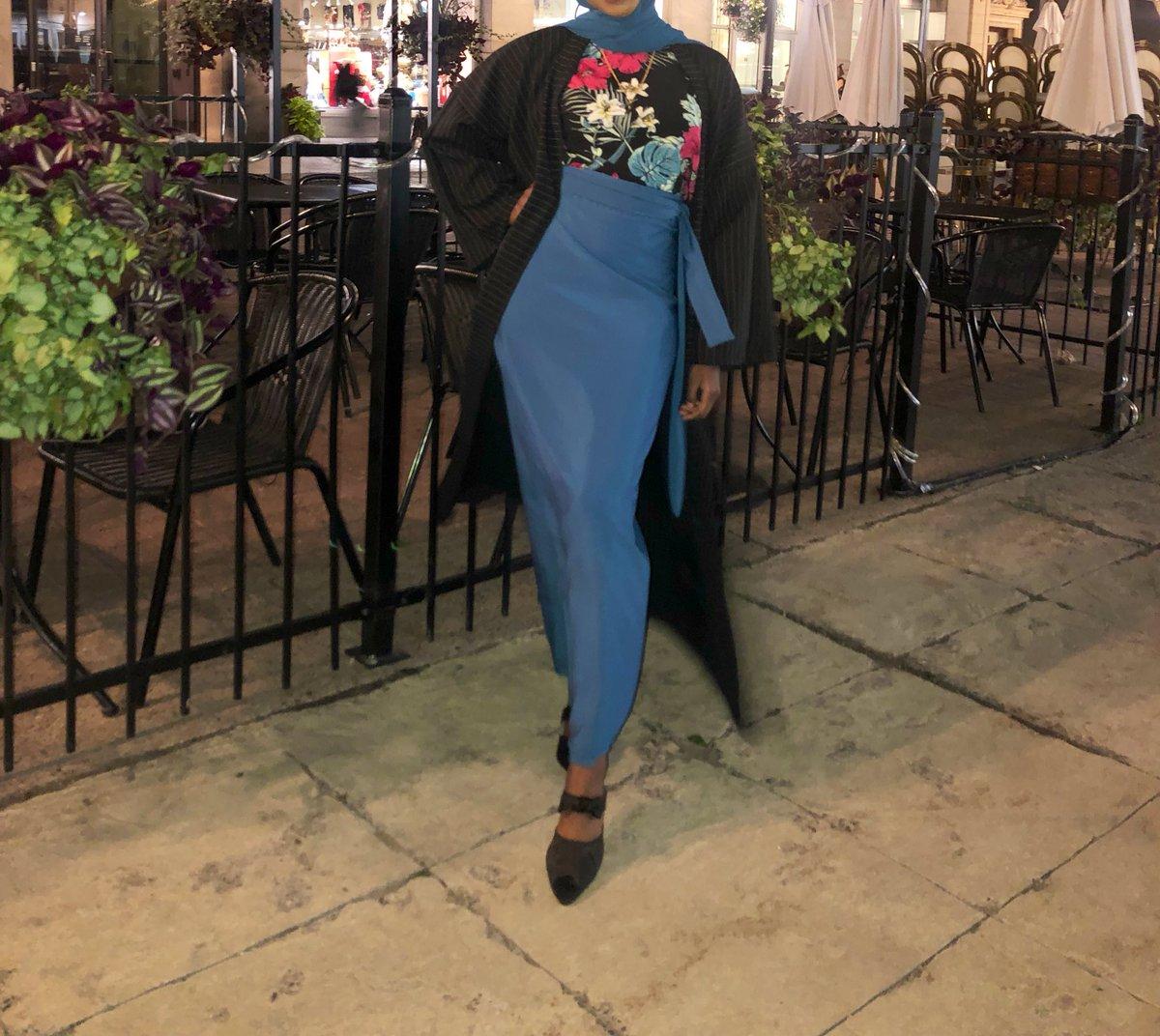 My girl custom made my eid abayah and skirt you see the dripp !! #EidMubarak <br>http://pic.twitter.com/YzBuNmOsl2