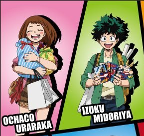 """Taken from event shop """"MHA Hero's holiday in Marui""""  #izuocha <br>http://pic.twitter.com/rrn8We0rzJ"""