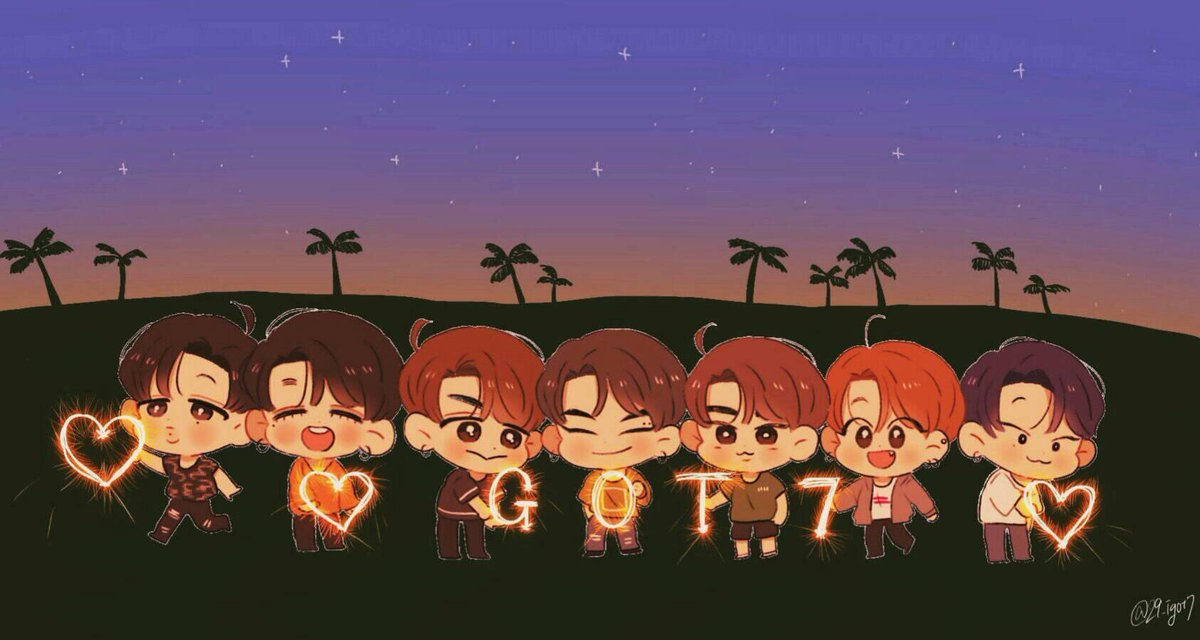 #GOT7  #GOT7_BETWEEN_SECURITY_AND_INSECURITY @GOT7Official I'm always here<br>http://pic.twitter.com/uwI5uuDurY