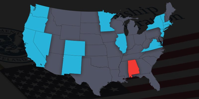 15 states oppose Alabama's effort to count only US citizens in Census yellowhammernews.com/15-states-oppo…