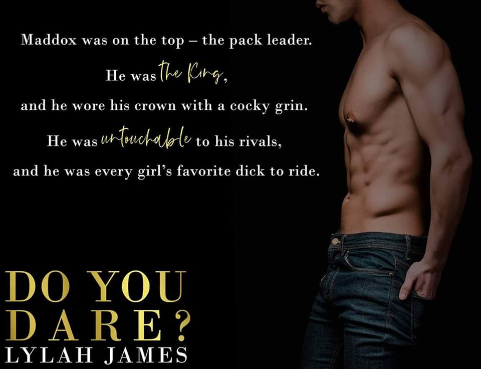 Image result for do you dare lylah james