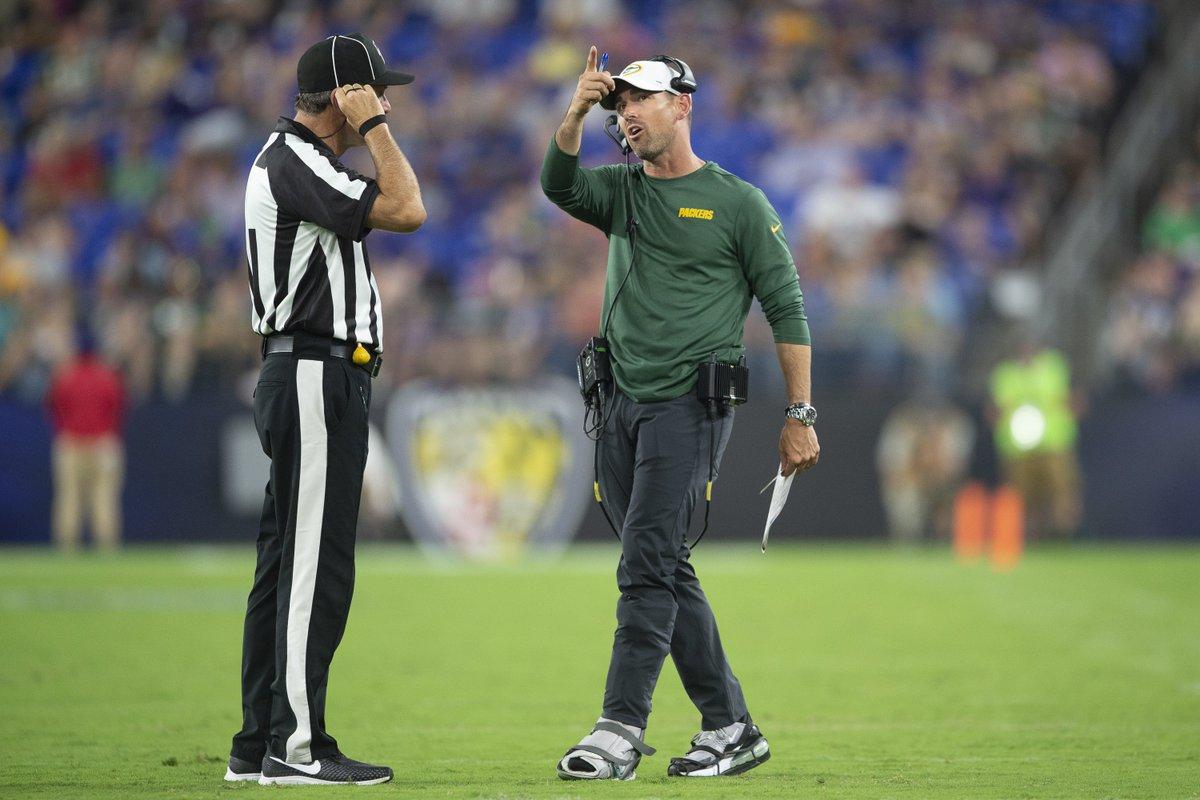 Gut Reactions: Ravens beat Packers 26-13 dlvr.it/RBK018 #Packers #GoPack