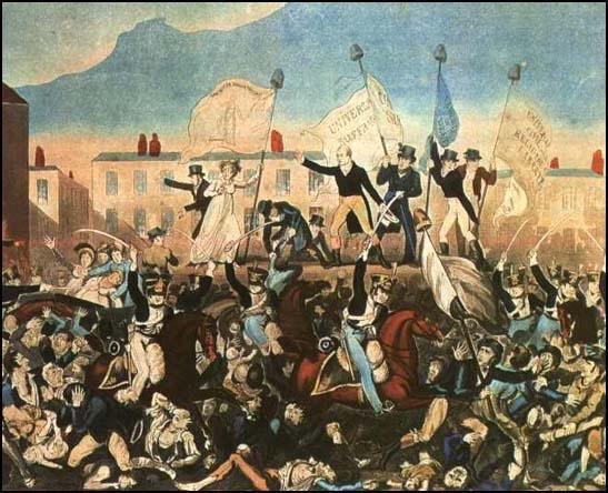 Today marks 200 years since the Peterloo Massacre took place at St Peter's Field in Manchester. Today we remember those brave protesters. #peterloo #peterloo200 #peterloo2019