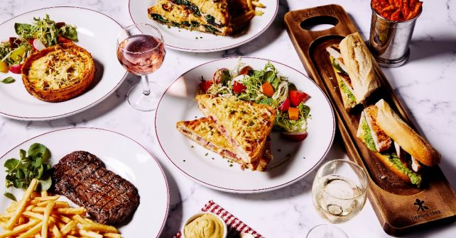 Eat for 1989 prices - yep, 1989 - at Cafe Rouge across London! Get booking! ow.ly/hYYh30pmqNN