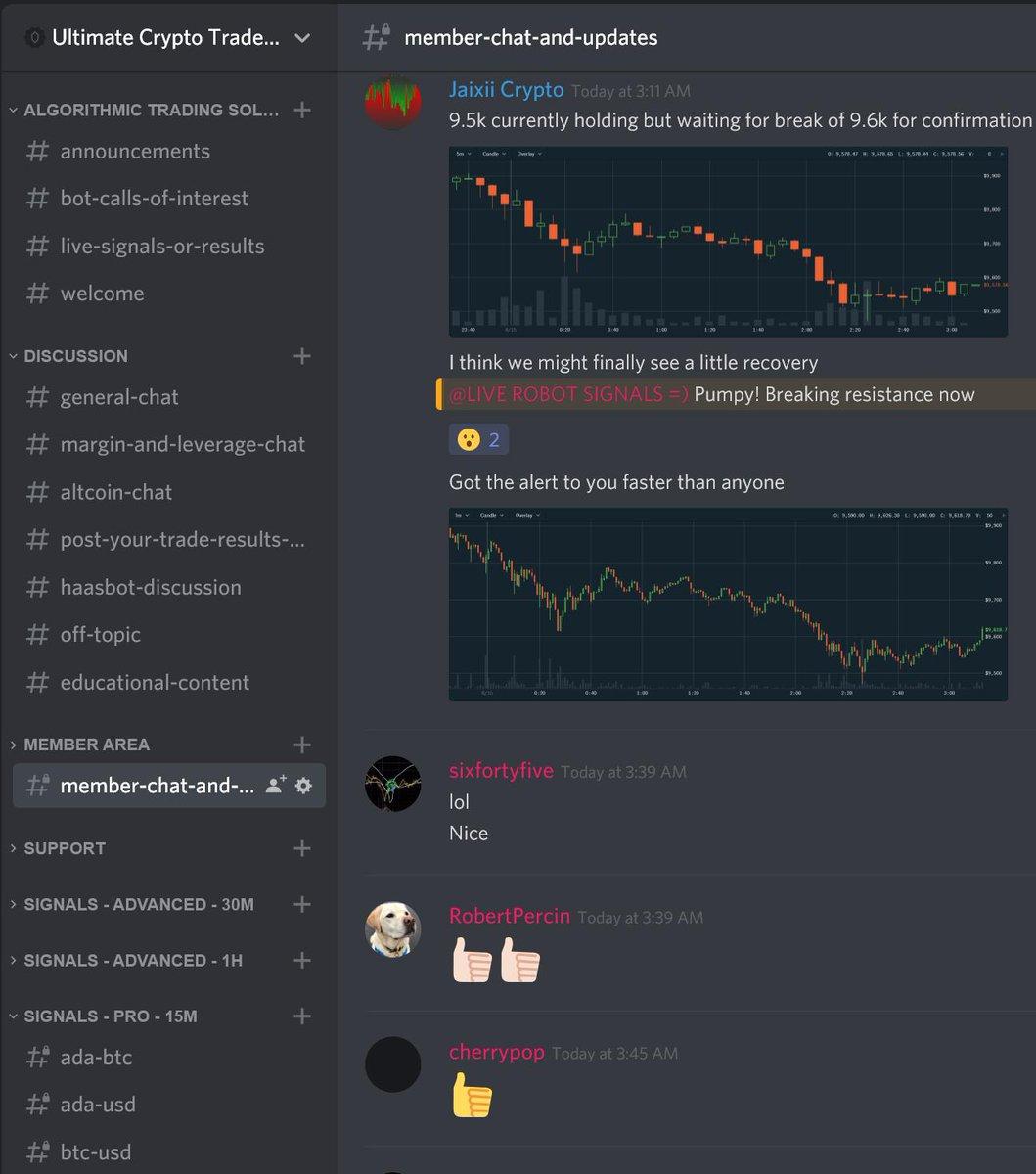 Jaixii Crypto - Algorithmic Trading Solutions on Twitter