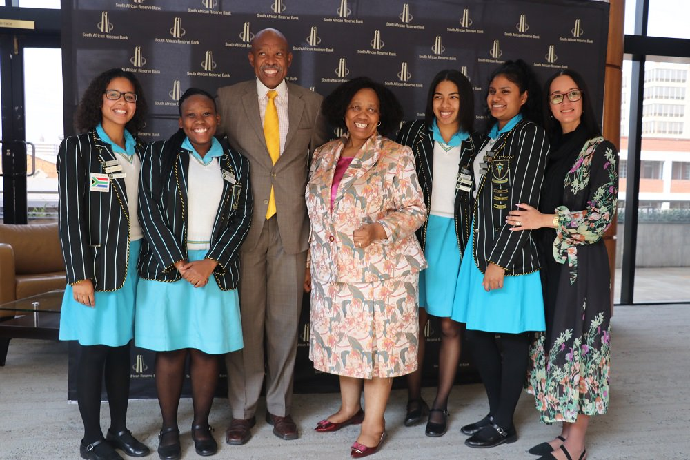 Dep Basic Education On Twitter Dbenews Minister Of Basic Education Mrs Angie Motshekga And South African Reserve Bank Sarb Governor Lesetja Kganyago Will Today Announce The Winners Of The 2019 Monetary Policy