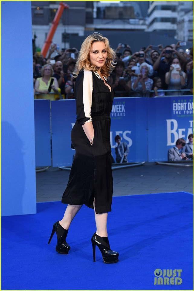 Happy Birthday to my favorite female artist, Madonna