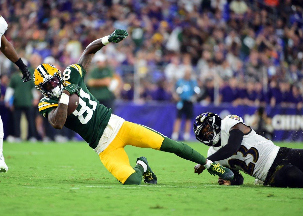 Packers Fall to Ravens 26-13 in 2nd Preseason Game dlvr.it/RBK5Fn #Packers #GoPack