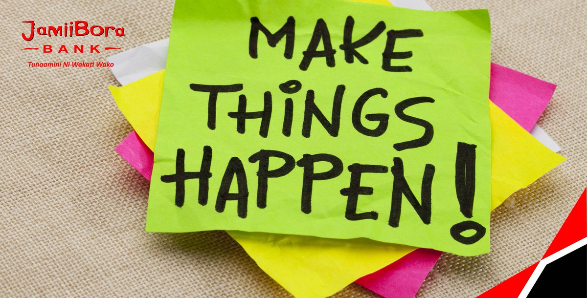 Make things happen in your business today! #JBB#fridayfeels#fridayquotes <br>http://pic.twitter.com/XHES5OG9A1