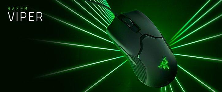 「Razer Viper」がついに日本に登場。世界で活躍するTeam Razer プロゲーマーの監修を得て開発されたゲーミングマウス。Razer オプティカルマウススイッチを新採用。業界をリードする応答時間 0.2ミリ秒を実現。Razer史上最軽量 69g の本体重量。ヘッドセット新商品も→ #Razer