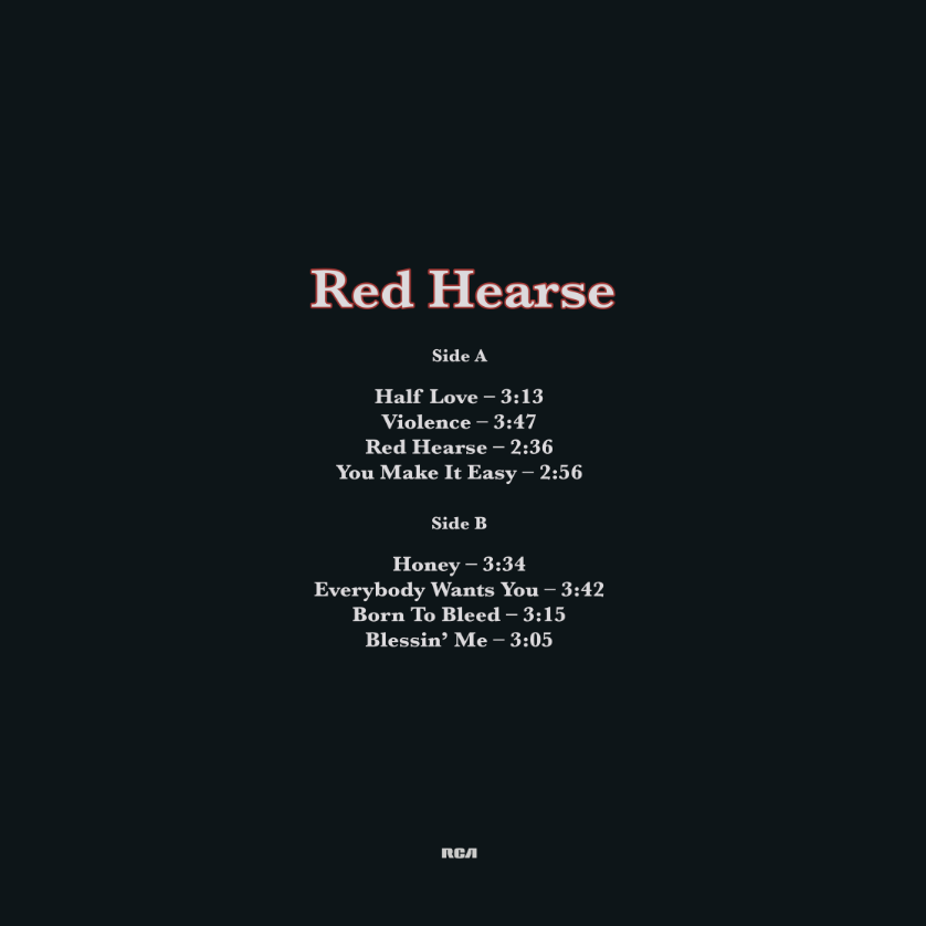 red hearse. out now. smarturl.it/xRedHearse