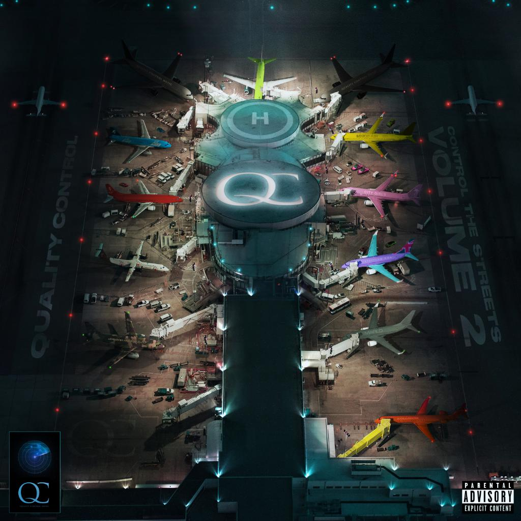 36 new tracks from Atlanta's #QualityControl with appearances from @Migos, @lilyachty, @DaBabyDaBaby, @trvisXX, @theestallion, @youngthug, @gucci1017, @MeekMill, @playboicarti + more. This is #ControltheStreetsVol2. apple.co/QualityControl