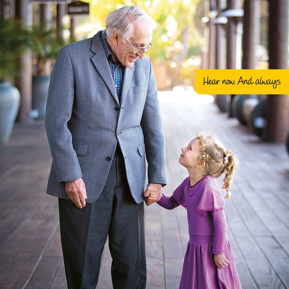 From all of us at #Cochlear Happy 84th Birthday to Prof Graeme Clark today! #HearNowAndAlways