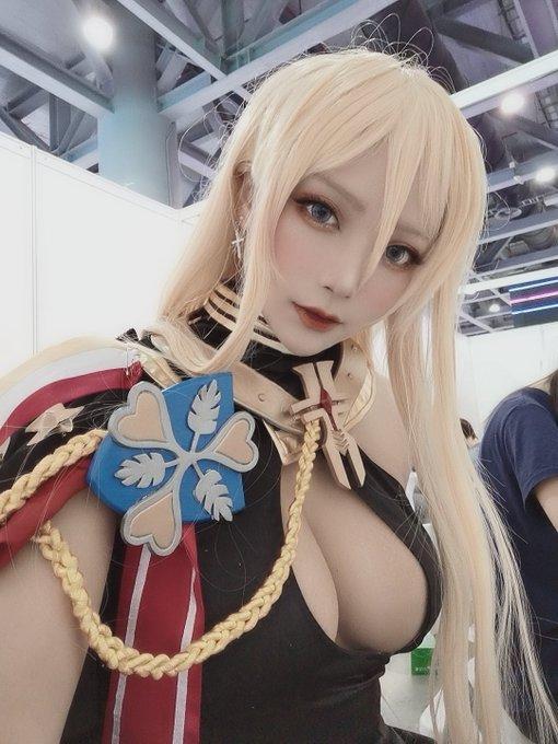 コスプレイヤーnatsumeのTwitter画像37