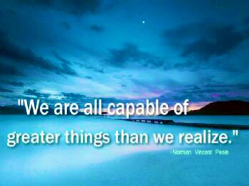 Friday Friendly Reminder... We are all capable of greater things than we realize   #FridayFeeling #FridayMotivation <br>http://pic.twitter.com/UVnraxCv41