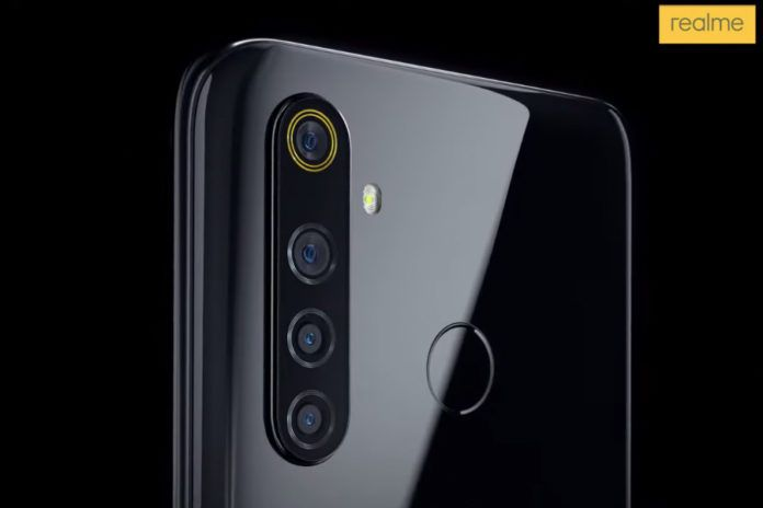 Realme 5 Series Key Specifications leaked,Launching On 20 August In India,See Details