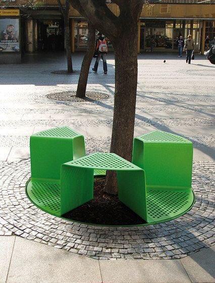 #كايزن : الاستفادة من المساحات الغير مستغلة ومن ظل الاشجار في الجلوس أيضاً #التحسين_المستمر #kaizen