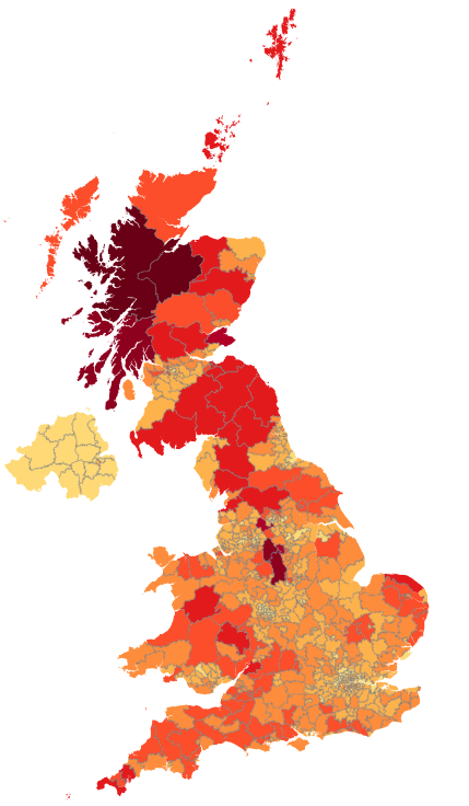Our e-petition calling for a ban on driven grouse shooting is half way to 100,000 signatures - 52,960 as I write.  See which constituencies have already passd an important milestone http://ow.ly/9sqP50vyVKh   Plz sign https://petition.parliament.uk/petitions/266770 … and ask your friends to sign too. Plz RT